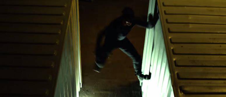 Daredevil Parkour 1 Netflix