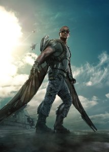 Falcon Poster for 'The Winter Soldier'