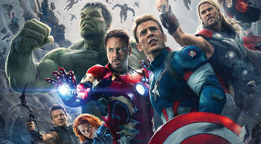 Avengers Age of Ultron Poster 2 Preview