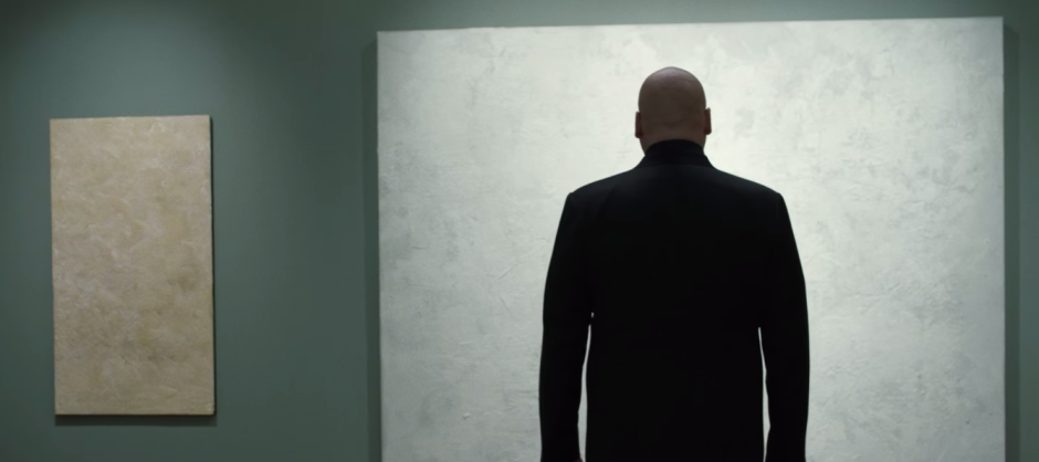 Vincent D'Onofrio as Wilson Fisk. The Kingpin.
