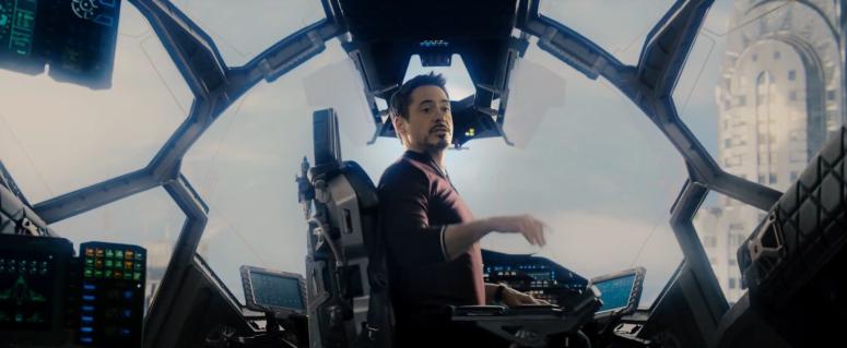 Tony Stark Avengers : Age of Ultron