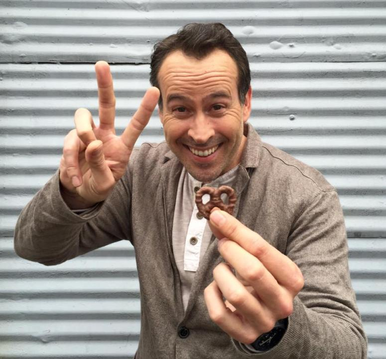 Jason Lee returns as Brodie in Mallrats 2 Chocolate Covered Preztle