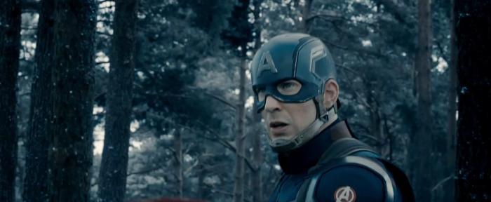 Avengers: Age of Ultron TV Spot 3 Captain America