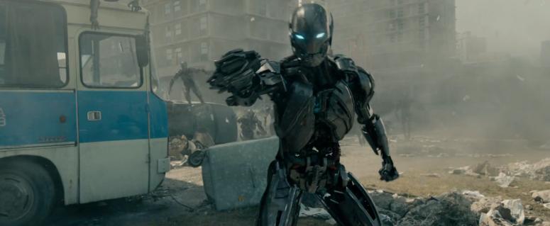 Ultron drone! (Not Ultron Prime)
