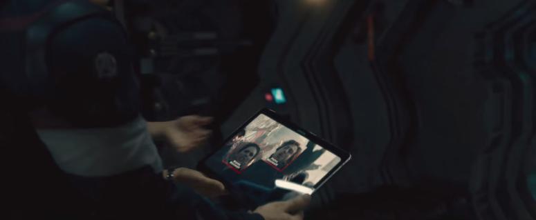 Avengers Age of Ultron Maximoff Twins on iPad