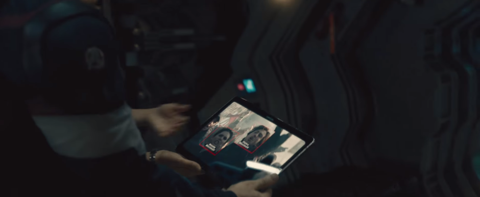 Avengers Age of Ultron Maximoff Twins on iPad