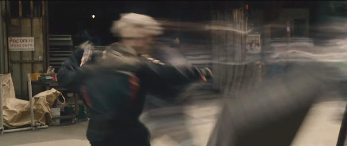 Avengers Age of Ultron Quicksilver Freaky Fast