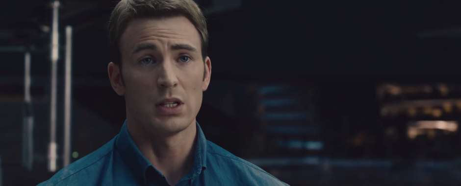 Avengers Age of Ultron Steve Rogers Together