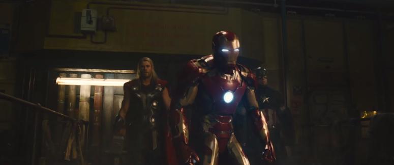 Avengers: Age of Ultron The Avengers Arrive