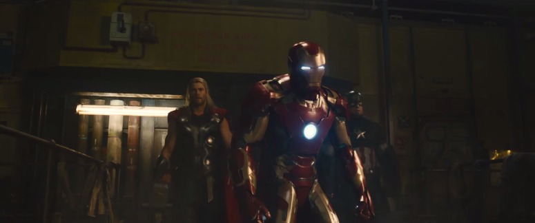 Avengers: Age of Ultron The Avengers Arrive