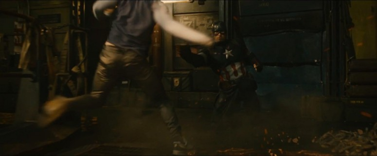 Capt. Fights Quicksilver.