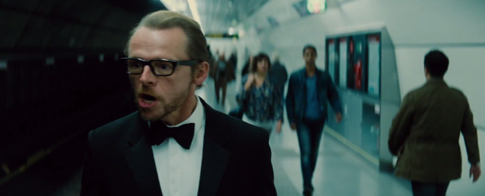 Benji 2 Simon Pegg Mission: Impossible - Rogue Nation