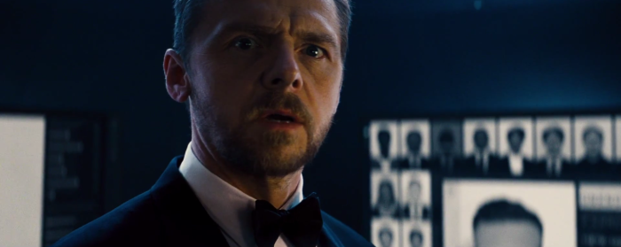 Benji 3 Simon Pegg Mission: Impossible - Rogue Nation