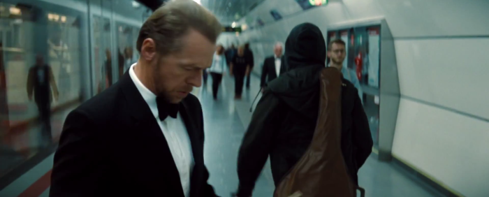 Benji gets Hunt Package Simon Pegg Mission: Impossible - Rogue Nation