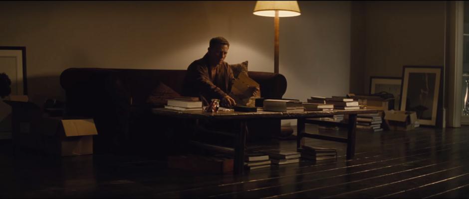 007 James Bond and Skyfall  Evidence SPECTRE Trailer
