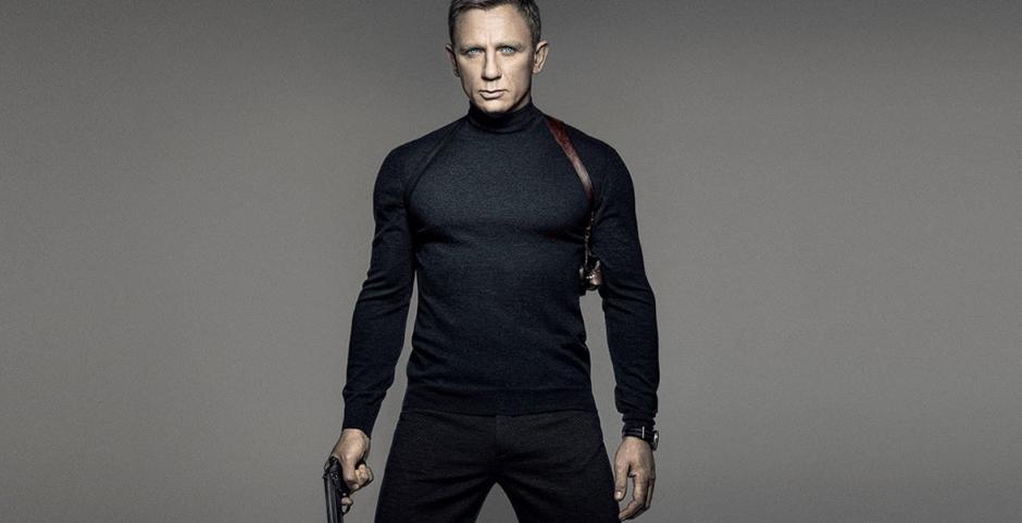 James Bond SPECTRE Daniel Criag