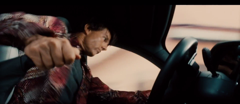 Tom Cruise Ethan Hunt Car Chase Mission: Impossible - Rogue Nation