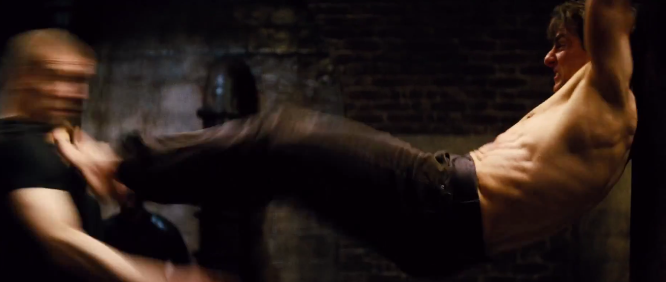 The Entire 'Mission: Impossible – Rogue Nation' Teaser