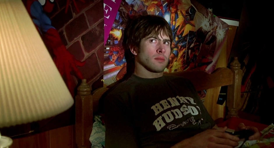 Jason Lee as Brodie in Mallrats
