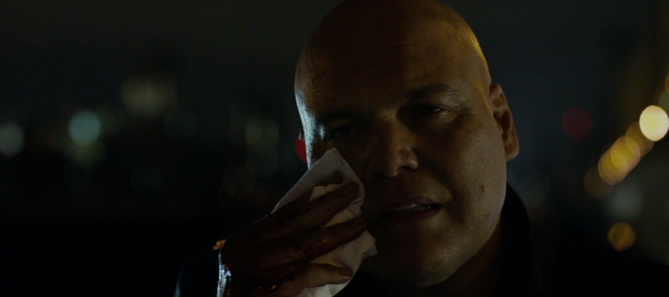 Wilson Fisk / Kingpin Cleans Up Daredevil Netflix