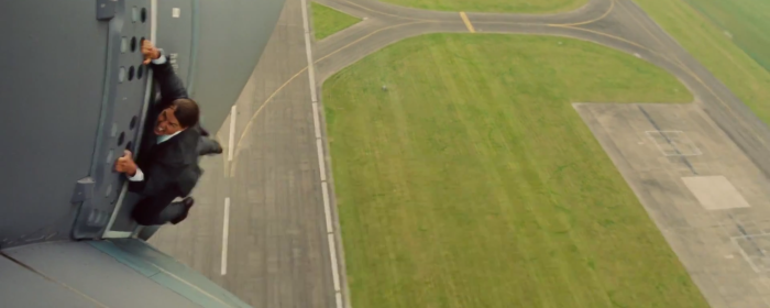 Plane Stunt Highest Mission: Impossible - Rogue Nation Tom Cruise