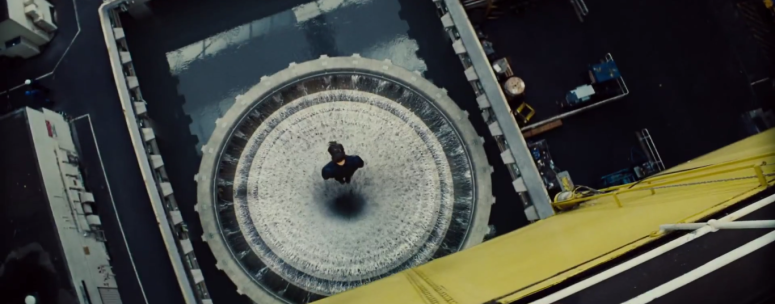 Tom Cruise Ethan Hunt Impossible Jump Mission: Impossible - Rogue Nation
