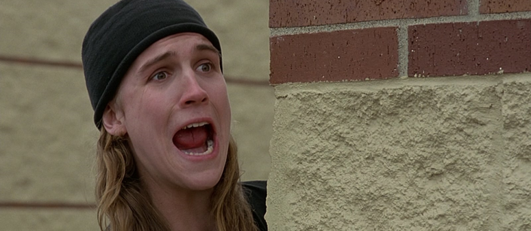 Jason Mewes as Jay in Mallrats