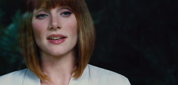 Jurassic World TV Spot Bryce Dallas Howard
