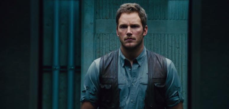 Jurassic World TV Spot Chris Pratt as Owen