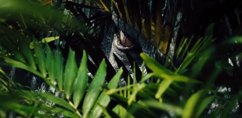 Jurassic World TV Spot Indominus Rex Eye