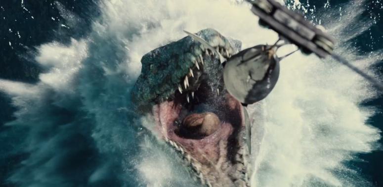 Jurassic World TV Spot Shark Feeding Time
