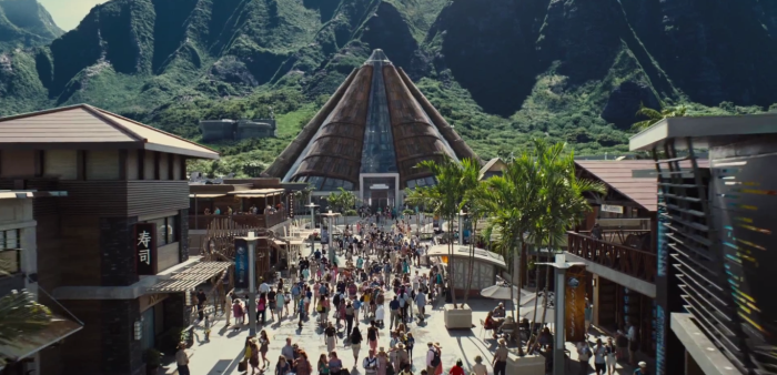 Jurassic World TV Spot Visitar Center