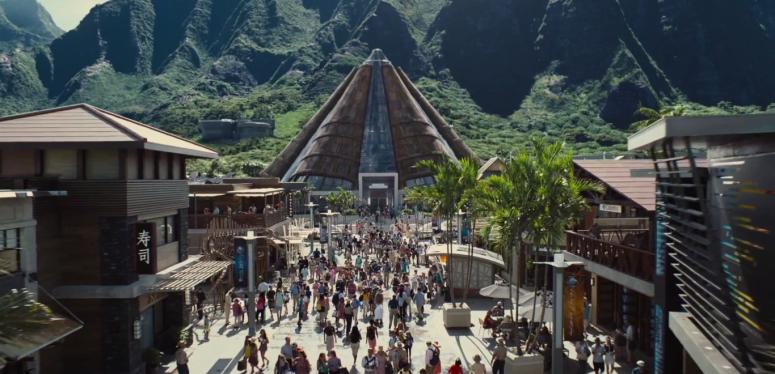 Jurassic World TV Spot Visitar Center