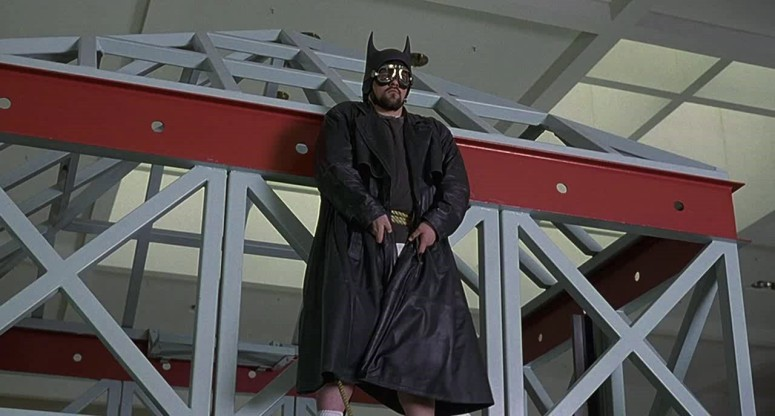 Kevin Smith as Silent Bob in Mallrats