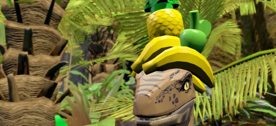 Lego Jurassic World Velociraptor Clever Girl