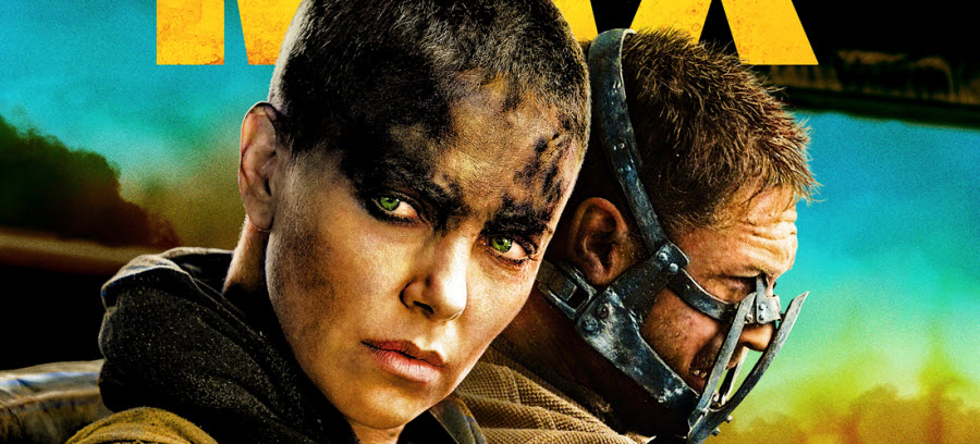 Mad Max Fury Road Poster Preview