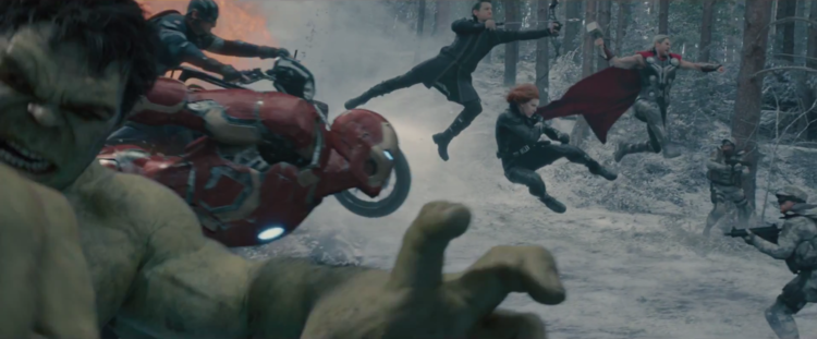 Avengers Assemble Trailer 3