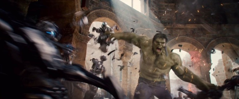 Hulk Smash Avengers: Age of Ultron TV Spot 3