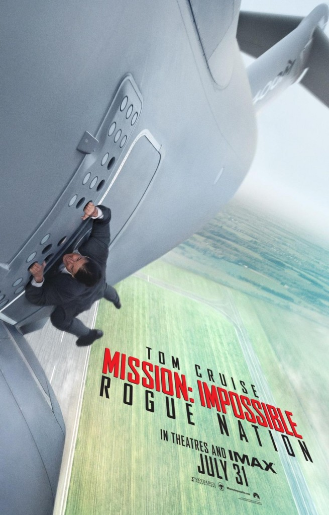 Mission: Impossible - Rogue Nation Poster 2015