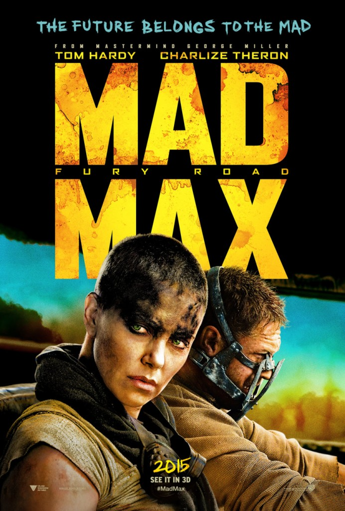 Mad Max: Fury Road Final Poster