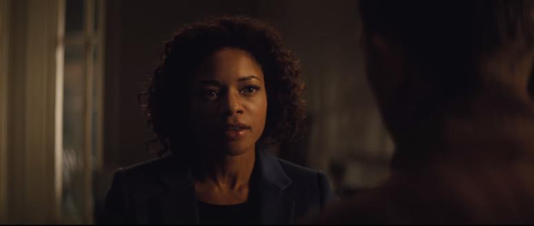 007 SPECTRE Trailer Moneypenny