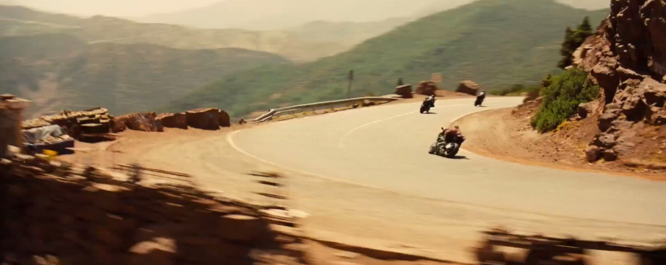 motorcycles Mission: Impossible - Rogue Nation