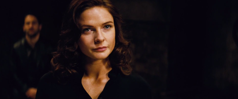 mysterious woman Mission: Impossible - Rogue Nation