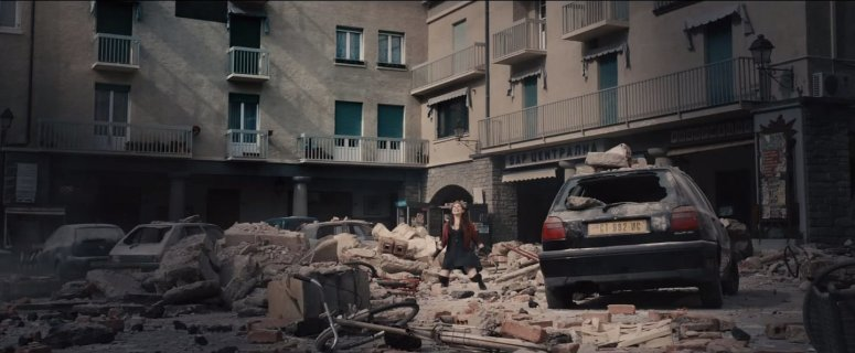 Scarlet Witch Age of Ultron TV Spot 3