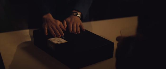 007 SPECTRE Trailer Skyfall Evidence