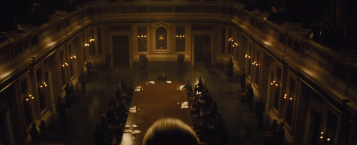 SPECTRE Trailer Table Headquarters