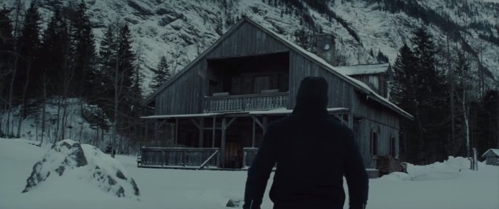 007 SPECTRE Trailer Bond Approaches Mr. White's Cabin