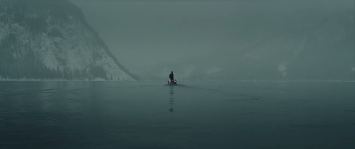 007 SPECTRE Trailer Bond on the Lake