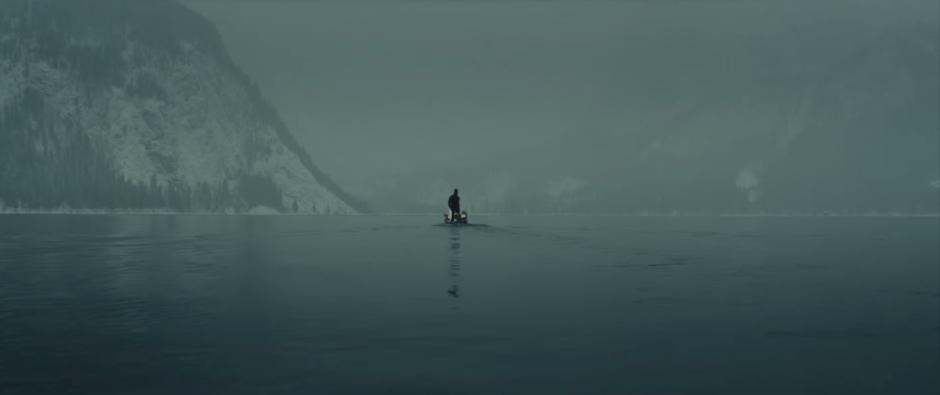 007 SPECTRE Trailer Bond on the Lake