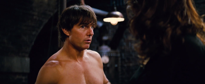 Tom Cruise Ethan Hunt We've Never Met Mission: Impossible - Rogue Nation